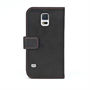 Yousave Accessories Samsung Galaxy S5 Real Leather Wallet