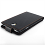 Yousave Accessories Samsung Galaxy Note 3 Neo Leather-Effect Flip Case - Black