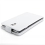 Yousave Accessories Samsung Galaxy Note 3 Neo Leather-Effect Flip Case - White