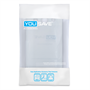 Yousave Accessories Samsung Galaxy Core Plus Silicone Gel Case - Clear