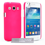 Yousave Accessories Samsung Galaxy Core Plus Hard Hybrid Case - Hot Pink