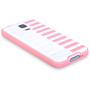 Yousave Accessories Samsung Galaxy S5 Piano Pink Case