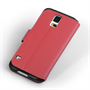 Yousave Accessories Samsung Galaxy S5 Pu Stand Pink Case