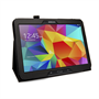 Yousave Accessories Samsung Galaxy Tab 4 10.1 Pu Stand Black Case