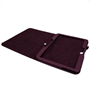 Yousave Accessories Samsung Galaxy Tab 4 10.1 Pu Stand Purple Case