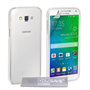 Yousave Accessories Samsung Galaxy A7 Silicone Gel Case - Clear