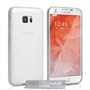 Yousave Accessories Samsung Galaxy S6 Silicone Gel Case - Clear