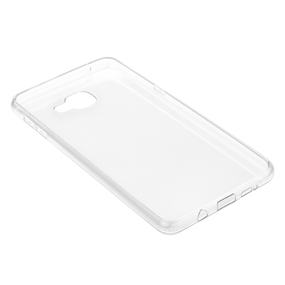 Yousave Accessories Samsung Galaxy A9 Ultra Thin Clear Gel Case