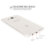 Yousave Accessories Samsung Galaxy A3 (2016) 0.6mm Clear Gel Case