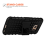 YouSave Accessories Samsung Galaxy S6 Stand Combo Case - Black