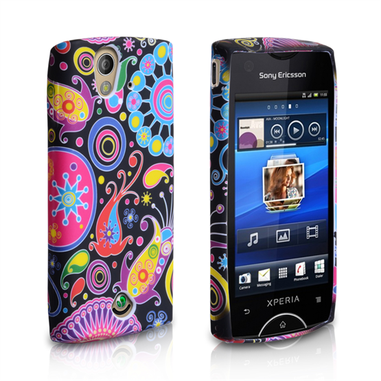 Yousave Accessories Sony Xperia Ray Jellyfish Case