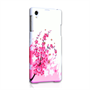 Yousave Accessories Sony Xperia Z1 Floral Bee Silicone Gel Case
