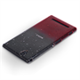 Yousave Accessories Sony Xperia T2 Ultra Raindrop Hard Case - Red-Clear