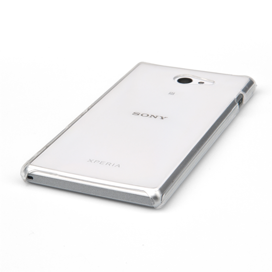 Yousave Accessories Sony Xperia M2 Crystal Clear- Clear