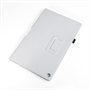 Yousave Accessories Sony Xperia Z2 Pu Stand White Case