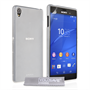 Yousave Accessories Sony Xperia Z3 Silicone Gel Case - Clear