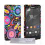 Yousave Accessories Sony Xperia Z4 Compact Jellyfish Silicone Gel Case