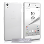 Yousave Accessories Sony Xperia Z5 Silicone Gel Case - Clear