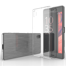 Yousave Accessories Sony Xperia X Ultra Thin Clear Gel Case