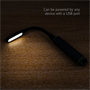 Yousave Accessories USB Light - Black