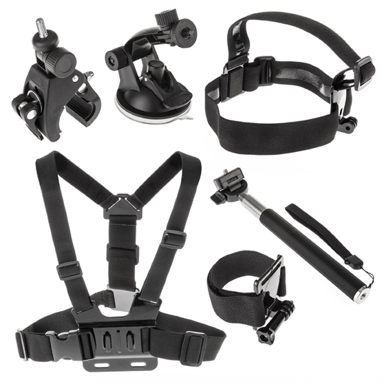 Yousave Accessories GoPro 6 Piece Set